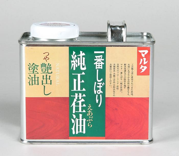 一番絞り純正荏油 500g | 盆栽、盆栽書籍、盆栽鉢の通販│近代出版
